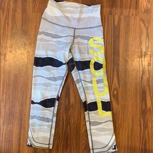 SoulCycle lululemon print leggings